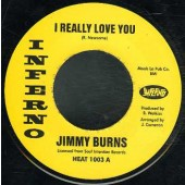 Burns, Jimmy 'I Really Love You' + Brand New Faces  'Brand New Faces'  7""