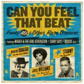 V.A. 'Can You Feel That Beat – Funky 45s & Other Rare Grooves' 2-LP