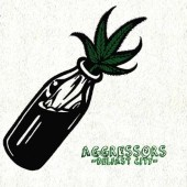 "Aggressors BC 'Hallways EP'  7"""