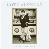 Alsmann, Götz 'For Collectors - The Hop Around'  CD