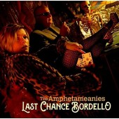 Amphetameanies 'Last Chance Bordello'   CD