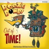 Booze Bombs 'Out Of Time'  CD