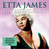 James, Etta 'The Anthology'  3-CD