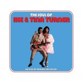 Turner, Ike + Tina 'The Soul Of'  3-CD