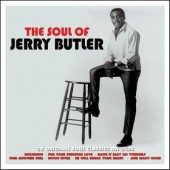 Butler, Jerry 'The Soul Of ' 2-CD