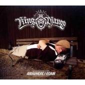 King Django 'Anywhere I Roam'  CD