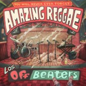 Los Offbeaters 'Amazing Reggae'  CD