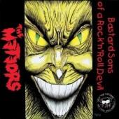 Meteors - 'Bastard Sons Of A Rock?n?Roll Devil'  CD