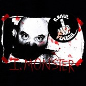 Fenech, P. Paul 'I, Monster'  LP + mp3