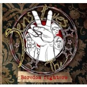 Sensitives 'Boredom Fighters' CD