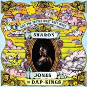 Jones, Sharon & The Dap Kings 'Give The People What They Want'  CD