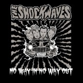 Shockwaves 'No Way In, No Way Out'  CD