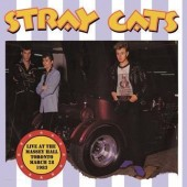 Stray Cats 'Live At The Massey Hall, Toronto, March 28th, 1983'  CD