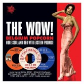 V.A. 'The Wow! Belgium Popcorn'  CD