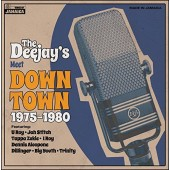V.A. 'The Deejays Meet Downtown 1975 - 1980!'  CD