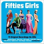 V.A. 'Fifties Girls'  3-CD
