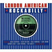 V.A. 'London American Rockabilly'  2-CD