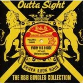 V.A. 'Outta Sight – The R&B Singles Collection Vol.2'  CD