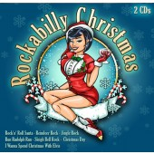 V.A. 'Rockin' n' Rollin' With Santa Claus'  CD