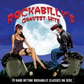 V.A. 'Rockabilly's Gravest Hits'  3-CD