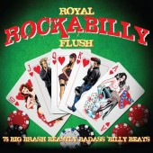 V.A. 'Royal Rockabilly Flush'  3-CD