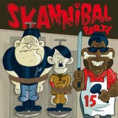 V.A. 'Skannibal Party 15'  CD