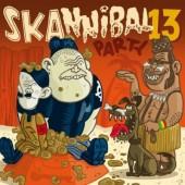 V.A. 'Skannibal Party 13'  CD