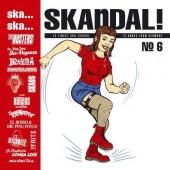 V.A. 'Ska... Ska... Skandal! No. 6'  LP + mp3