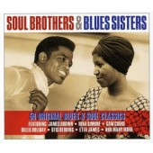 V.A. 'Soul Brothers & Blues Sisters' 2-CD