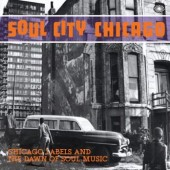 V.A. 'Soul City Detroit'  2-CD