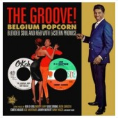 V.A. 'The Groove! Belgium Popcorn'  CD