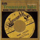 V.A. 'Treasure Isle – Bond Street Special 1967 – 1974'  CD