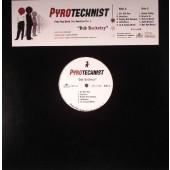 Pyrotechnist 'Dub Rocketry'  LP ltd. white vinyl