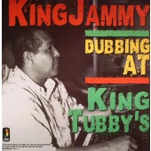 King Jammy 'Dubbing At King Tubby's' LP