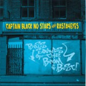 Captain Black No Stars vs. Rasta4eyes 'Boss Sounds Of The Boom & Bust'  CD