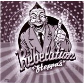 Rebelation 'Steppas'  CD