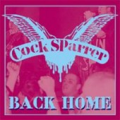 Cock Sparrer 'Back Home'  2-LP