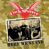 Cock Sparrer 'Here We Stand' CD + DVD Digipack