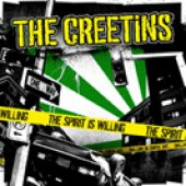 Creetins - 'The Spirit Is Willing' 7""