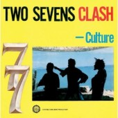 Culture 'Two Sevens Clash'  LP
