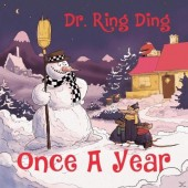 Dr. Ring-Ding 'Once A Year - 13 Christmas Songs'  LP+mp3+7""