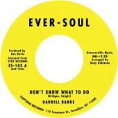 Banks, Darrell 'Don't Know What To Do' + My Love Is Reserved'  7""