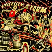 Demented Are Go 'Hellbilly Storm'  CD