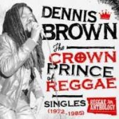 Brown, Dennis 'The Crown Prince Of Reggae'  LP