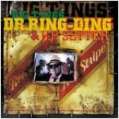 Dr. Ring-Ding & H.P.Setter 'Big T'ings'  LP