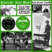 V.A. 'Reverend Beat-Man's Dusty Record Cabinet Vol. 2'  LP