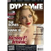 Dynamite! Magazine # 78 - The World Of Rock'n'Roll - 130 S. + CD & DVD