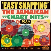 V.A. 'Easy Snapping: Jamaican Chart Hits Of 1960'  CD