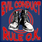 Evil Conduct 'Rule O.K.'  LP