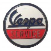 Pin 'Vespa Service'